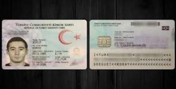 Nüfus Cüzdanı Parasını Kredi Kartı İle Ödeme