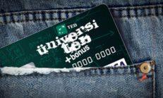 TEB Öğrenci Kredi kartı ÜNİVERSİTEB Bonus