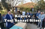 Kepez'e Yeni Bir Sanayi Sitesi