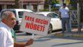 Kepez'de Yaya Güvenliğinin Nöbetçisiyiz Etkinliği Düzenlendi.