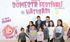 Antalya'lı Çocuklara Festival Kepez'den (Antalya Sömestir Festivali)